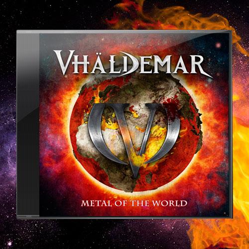 Vhäldemar - Metal of the World 2019 - reedición