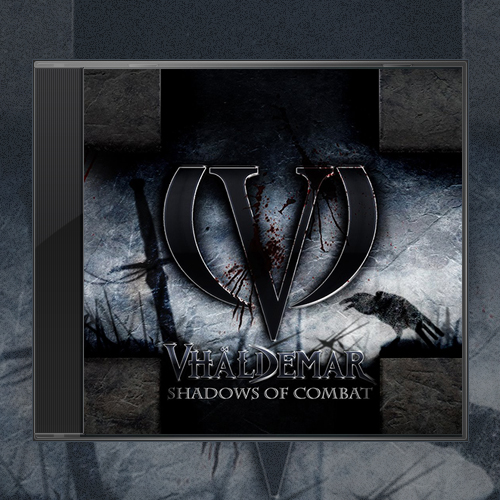 "CD Vhäldemar – ""Shadows Of Combat"" + 1"