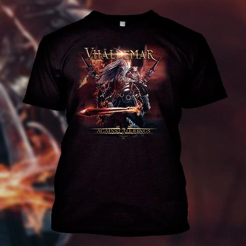 camiseta Vhäldemar Against All Kings