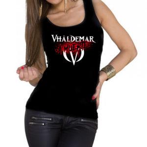 """Camiseta """"A Muerte"""" Chica- tirantes"""
