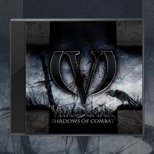 """CD Vhäldemar – """"Shadows Of Combat"""" + 1"""
