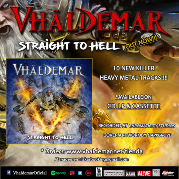 Vhäldemar - Straight to Hell